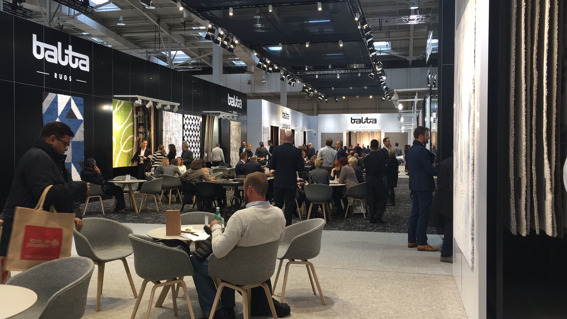 DOMOTEX 2017 / HANNOVER-GERMANY